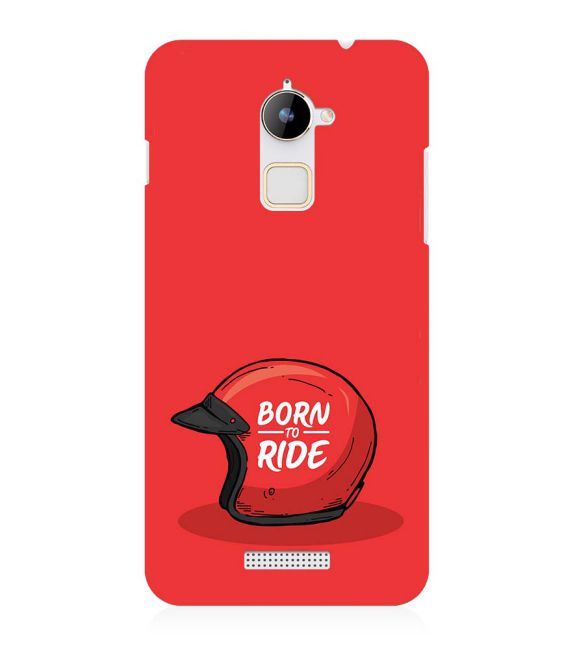 Born 2 Ride Back Cover for Coolpad Note 3 Lite