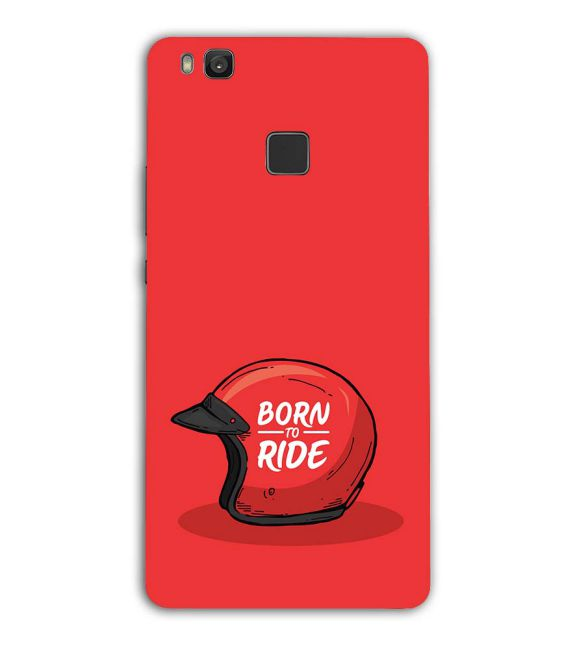 Born 2 Ride Back Cover for Huawei Honor 8 Smart