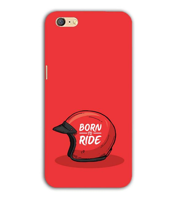Born 2 Ride Back Cover for Oppo A71
