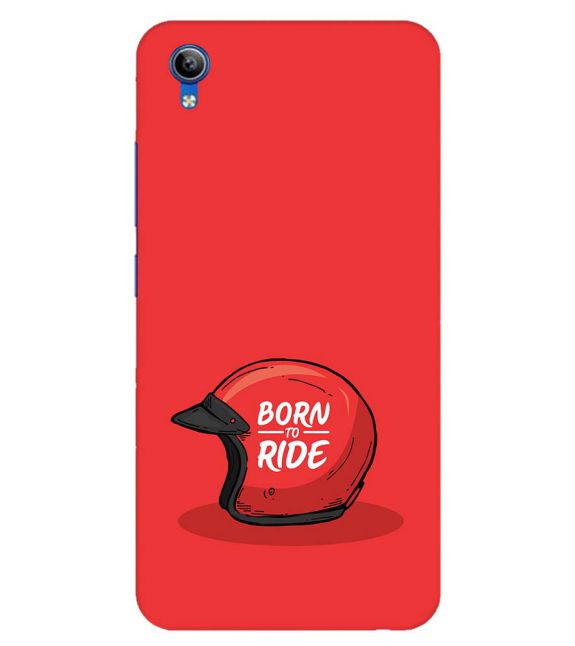 Born 2 Ride Back Cover for Vivo Y91i