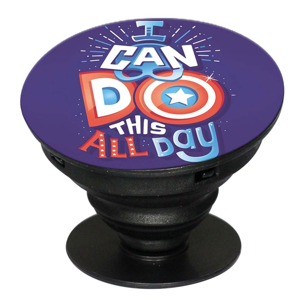 Can Do This All Day Mobile Grip Stand (Black)
