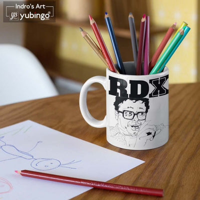 Indro's Art Burman Da Coffee Mug-Image2