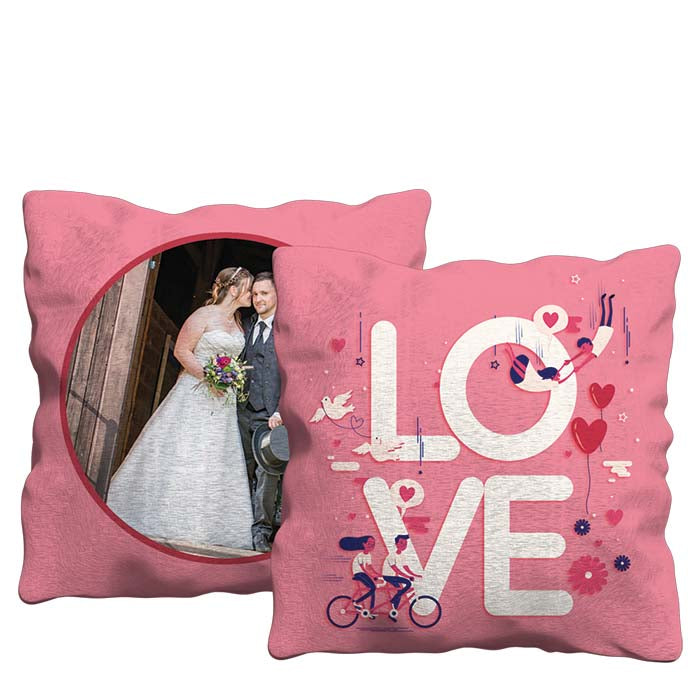Love For Your Valentine Cushion