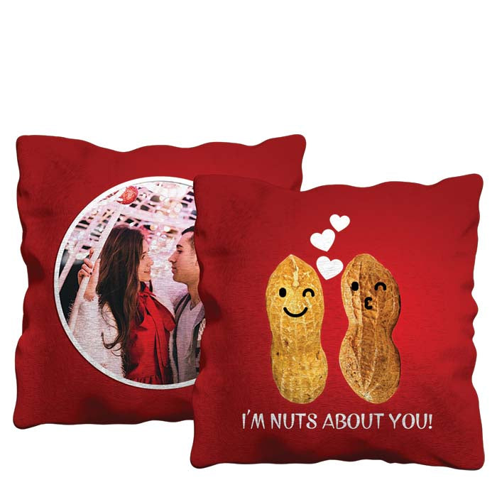 Nuts About You Cushion