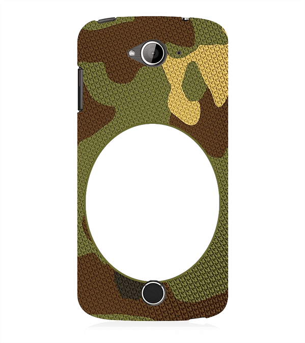 Camouflage Photo Back Cover for Acer Liquid Zade 530
