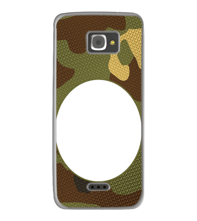 Camouflage Photo Back Cover for InFocus M350