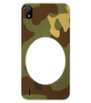 Camouflage Photo Back Cover for Lava Z41
