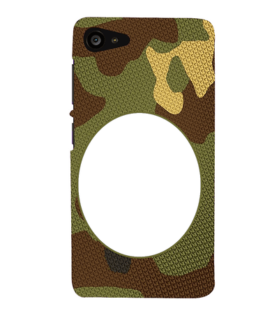 Camouflage Photo Back Cover for Lenovo ZUK Z2