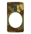 Camouflage Photo Back Cover for LG G3 Stylus