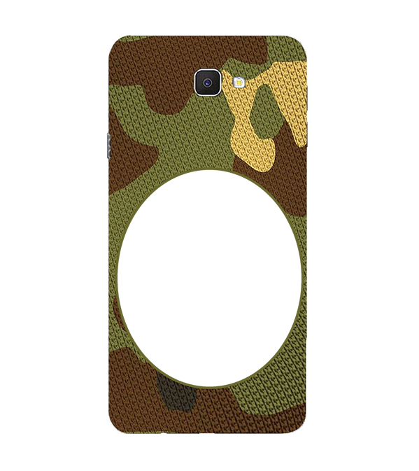 Camouflage Photo Back Cover for Samsung Galaxy C9 Pro