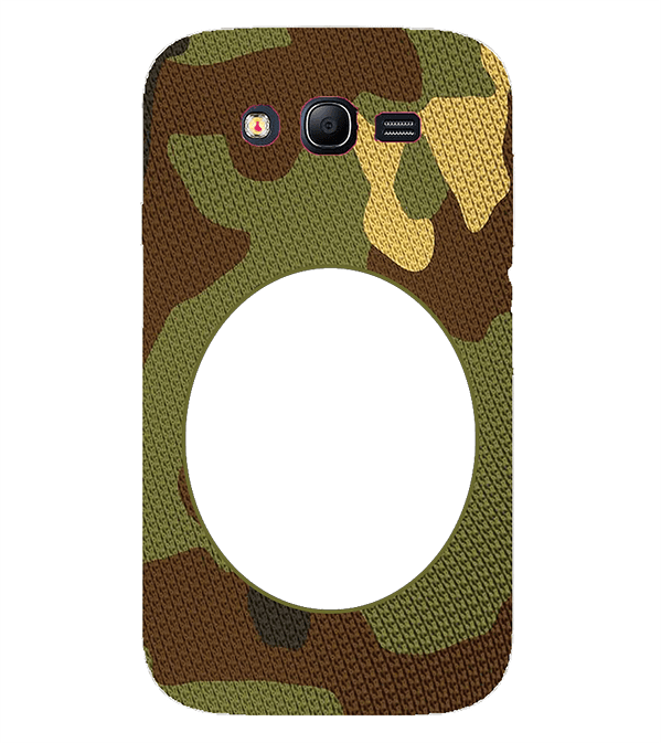 Camouflage Photo Back Cover for Samsung Galaxy Grand I9082 : Grand Neo : Grand Neo Plus