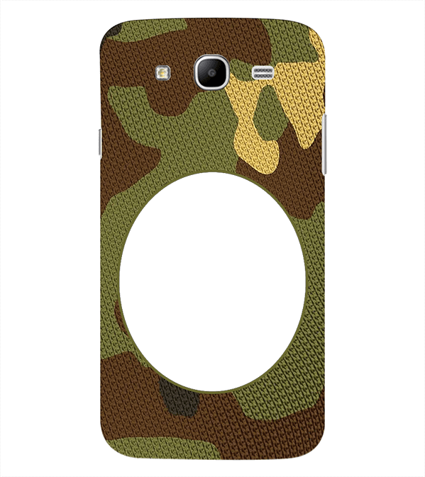 Camouflage Photo Back Cover for Samsung Galaxy Mega 5.8 I9150