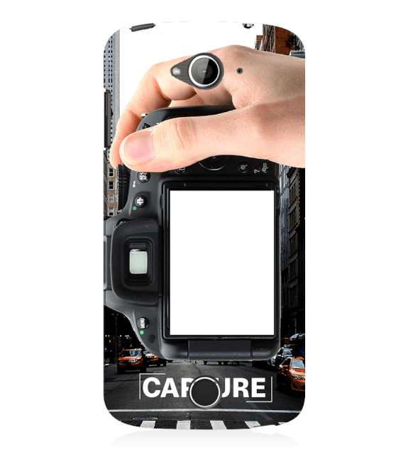 Capture Photo Back Cover for Acer Liquid Zade 530