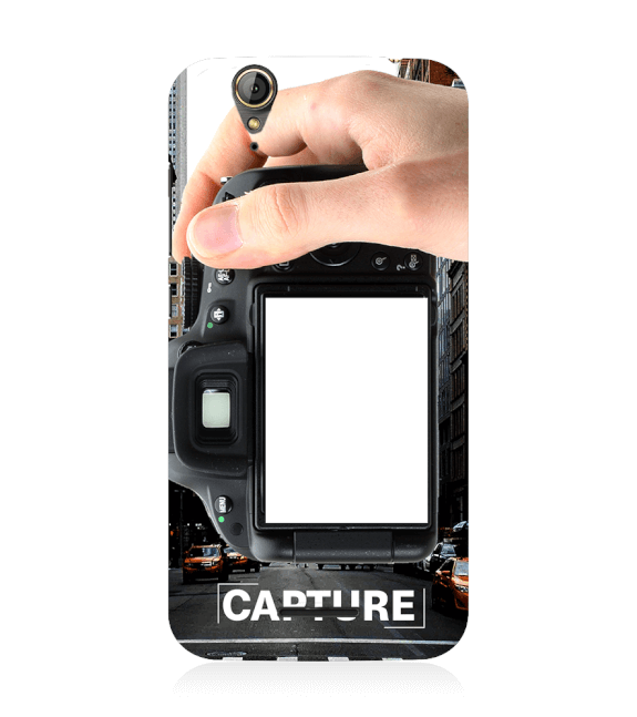 Capture Photo Back Cover for Acer Liquid Zade 630