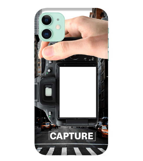 Capture Photo Back Cover for Apple iPhone 11