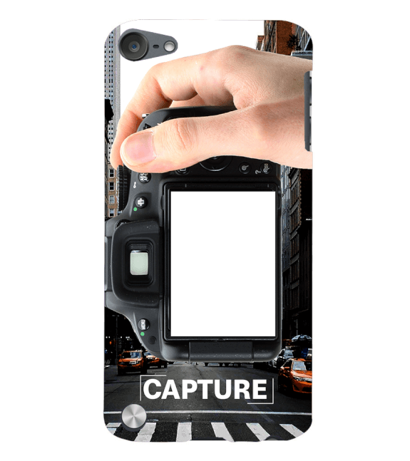 Capture Photo Back Cover for Apple iPod Touch 5