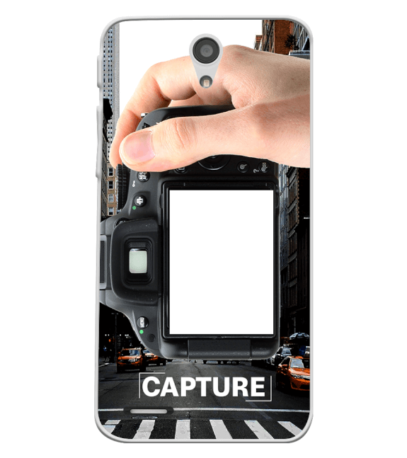 Capture Photo Back Cover for InFocus M260