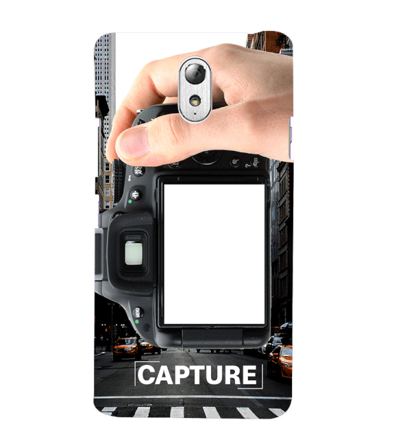 Capture Photo Back Cover for Lenovo Vibe P1M