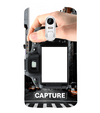 Capture Photo Back Cover for Lenovo Vibe X3