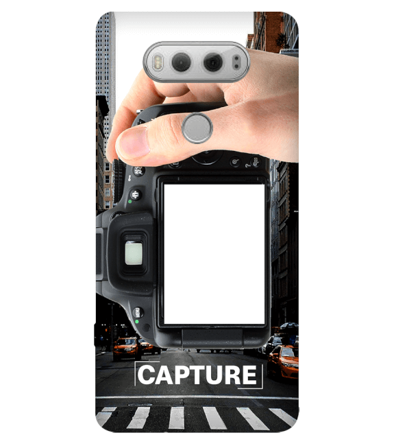 Capture Photo Back Cover for LG V20