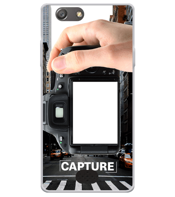 Capture Photo Back Cover for Oppo Neo 5