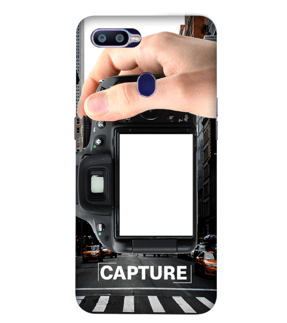 Capture Photo Back Cover for Oppo R15 Pro