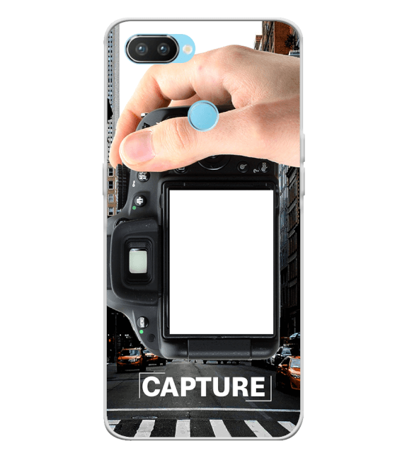 Capture Photo Back Cover for Oppo Realme 2 Pro