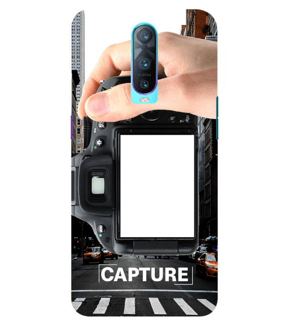Capture Photo Back Cover for Oppo RX17 Pro