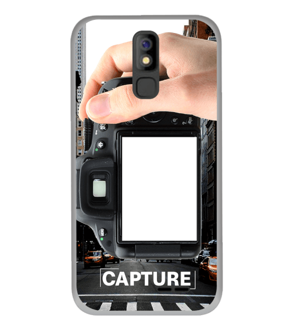 Capture Photo Back Cover for Panasonic P100