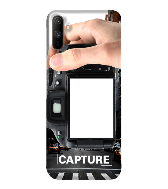 Capture Photo Back Cover for Realme C3