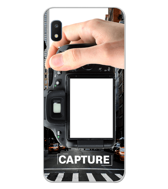 Capture Photo Back Cover for Samsung Galaxy A10e
