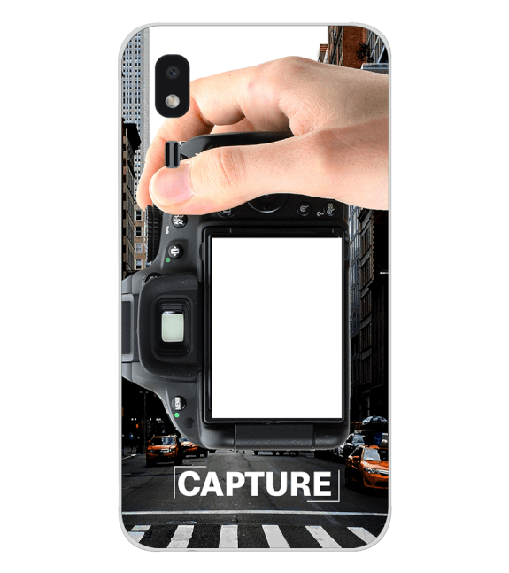 Capture Photo Back Cover for Samsung Galaxy A2 Core