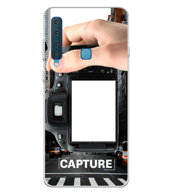 Capture Photo Back Cover for Samsung Galaxy A9 (2018)