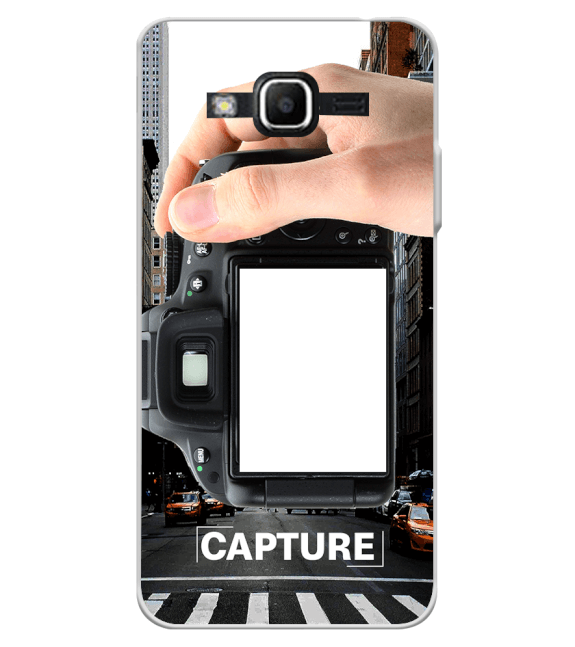 Capture Photo Back Cover for Samsung Galaxy J2 Ace