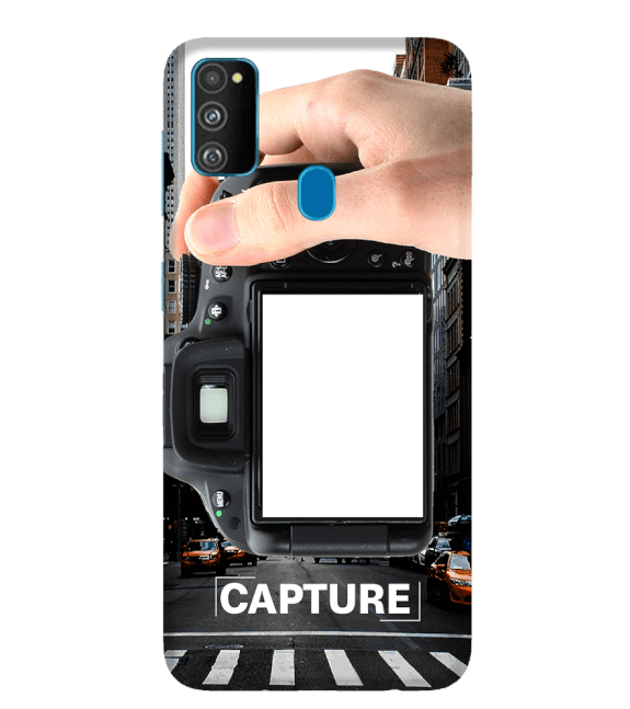 Capture Photo Back Cover for Samsung Galaxy M30s