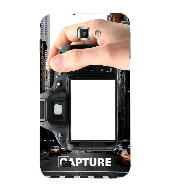 Capture Photo Back Cover for Samsung Galaxy Note N7000