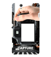 Capture Photo Back Cover for Sony Xperia C4