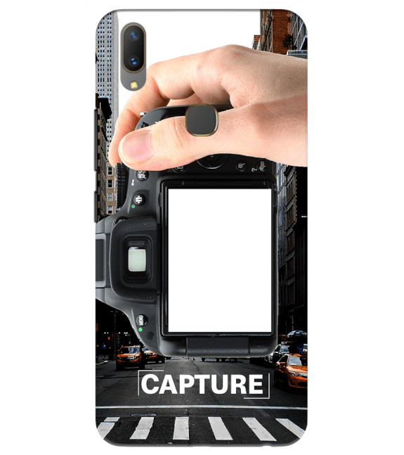 Capture Photo Back Cover for Vivo Y85