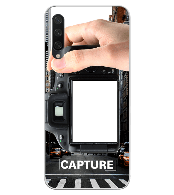 Capture Photo Back Cover for Xiaomi Mi A3
