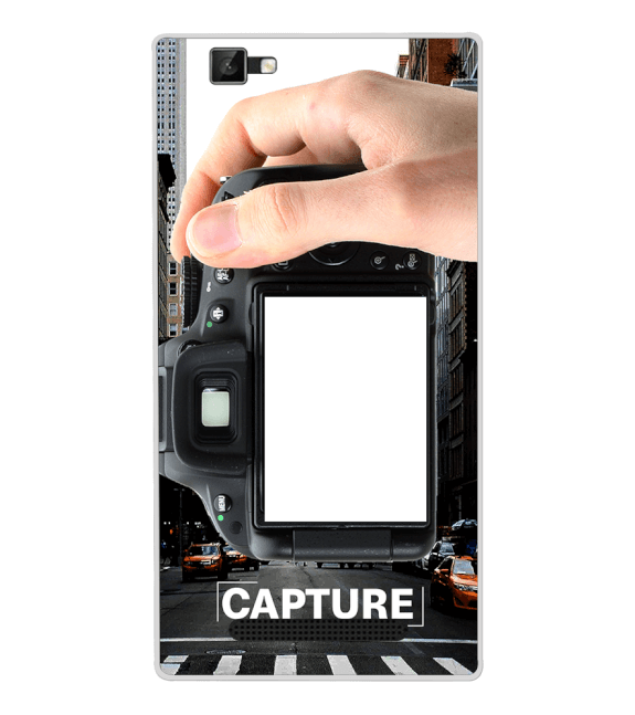 Capture Photo Back Cover for Xolo Era 1X Pro
