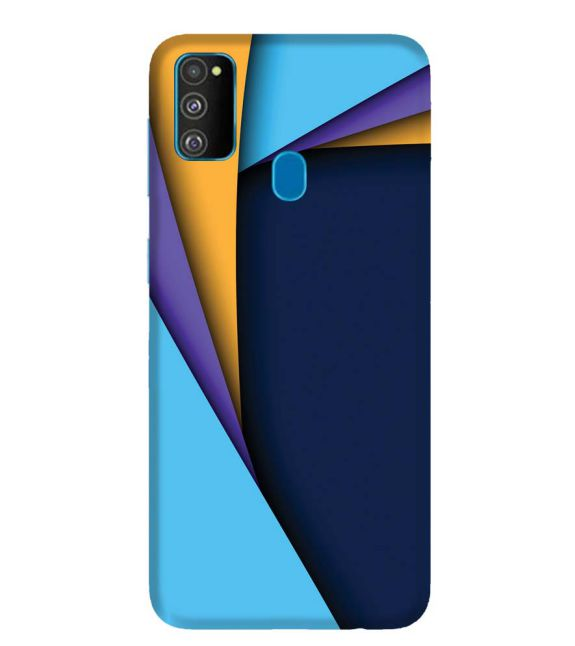 Classic Pattern Back Cover for Samsung Galaxy M30s