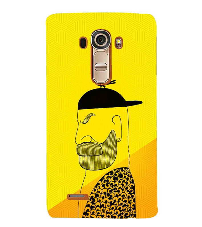 Common man Back Cover for LG G4