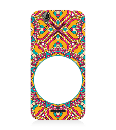 Cool Patterns Photo Back Cover for Acer Liquid Zade 630