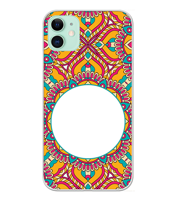 Cool Patterns Photo Back Cover for Apple iPhone 11