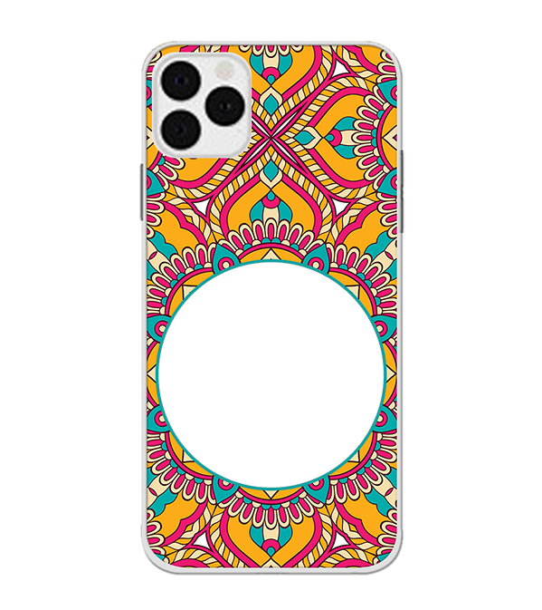 Cool Patterns Photo Back Cover for Apple iPhone 11 Pro