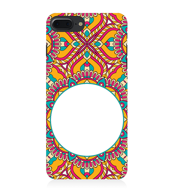 Cool Patterns Photo Back Cover for Apple iPhone 8 Plus