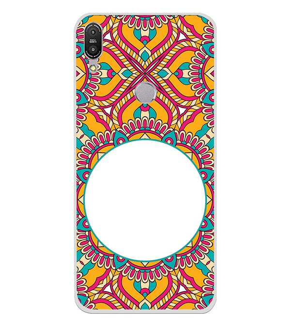 Cool Patterns Photo Back Cover for Asus Zenfone Max Pro M1