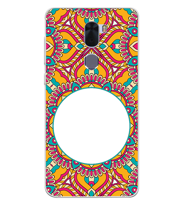 Cool Patterns Photo Back Cover for Coolpad Cool 1