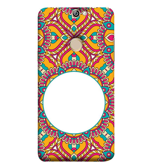 Cool Patterns Photo Back Cover for Coolpad Max A8