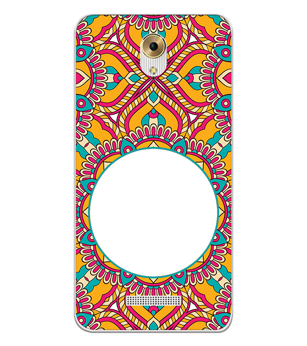 Cool Patterns Photo Back Cover for Coolpad Mega 5M